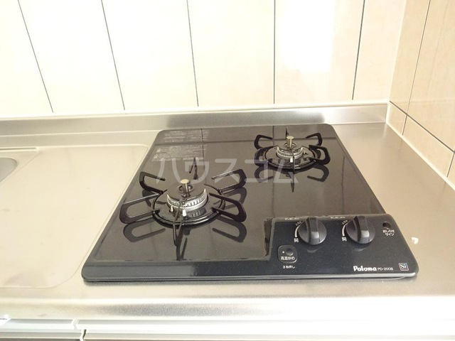画像17:キッチン