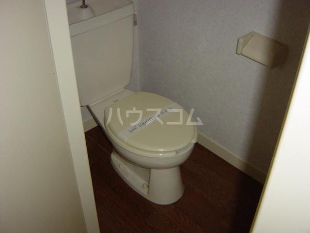 エル アスカ 00305号室のトイレ