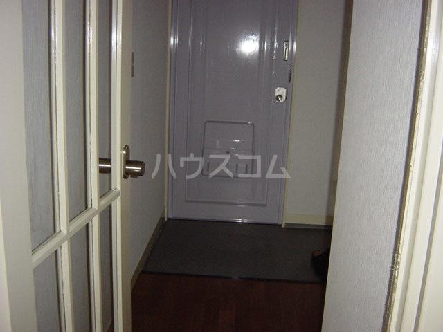 エル アスカ 00305号室の玄関
