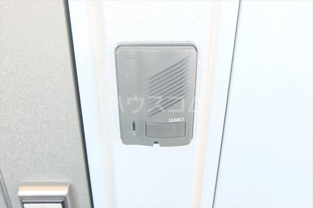 コート アベニュー 201号室のセキュリティ