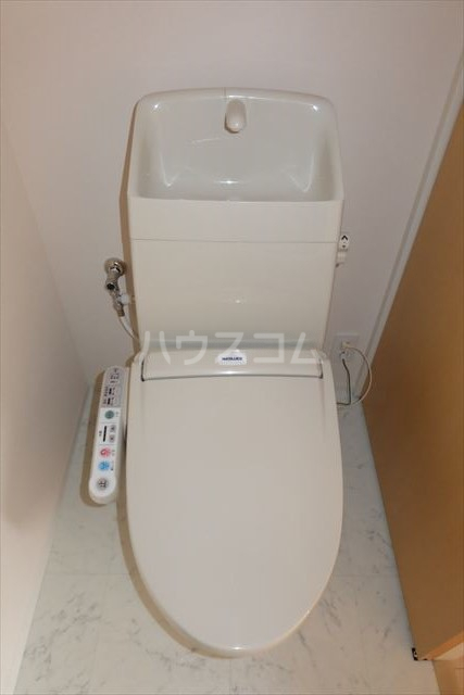 オハナ マハロ 202号室のトイレ