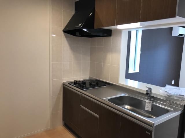 グレイス・ワン 102号室のキッチン
