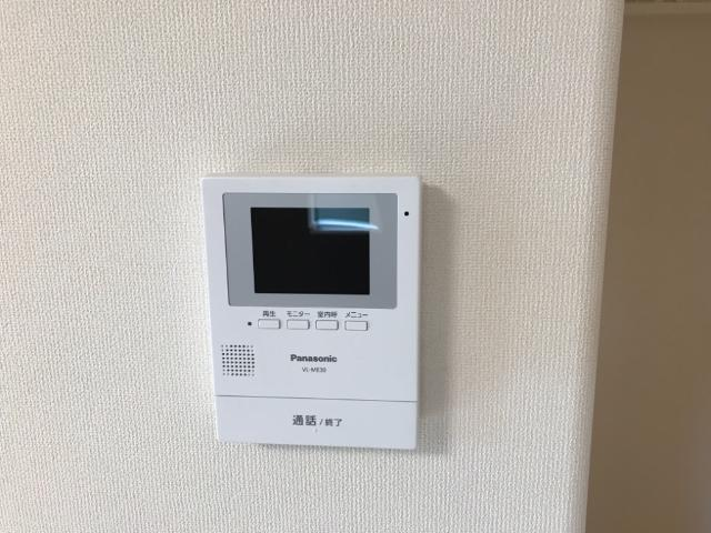 グレイス・ワン 102号室のセキュリティ