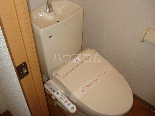 サンライズK 102号室のトイレ