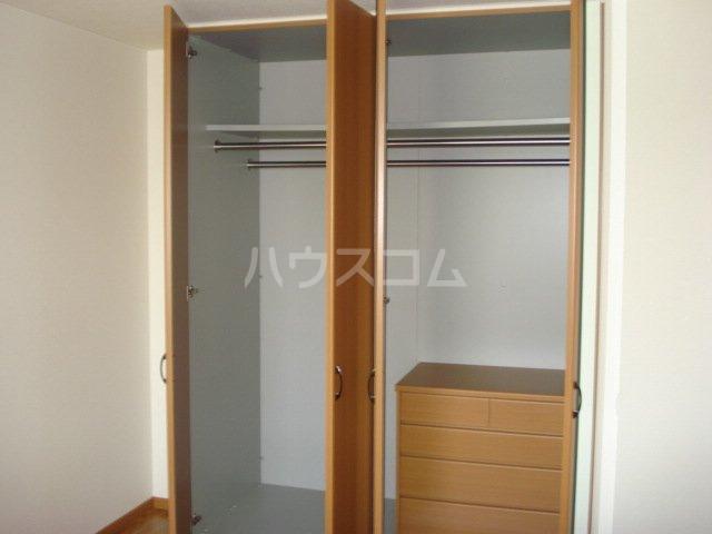 サンライズK 102号室の収納
