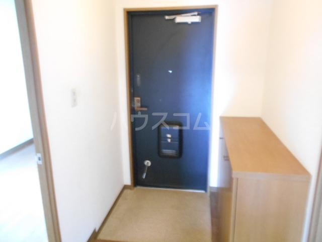 シテ・リヴェール 403号室の玄関