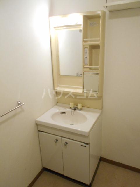 シテ・リヴェール 403号室の洗面所