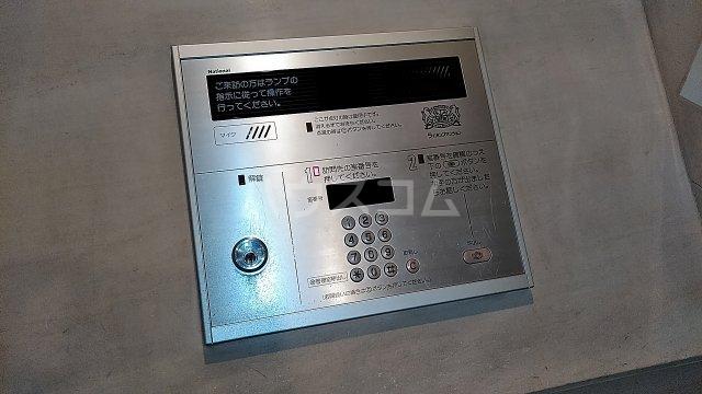 ライオンズスクエア浦和常盤レガリエ 109号室のセキュリティ