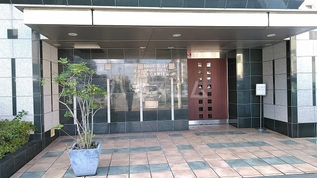 ライオンズスクエア浦和常盤レガリエ 109号室のエントランス