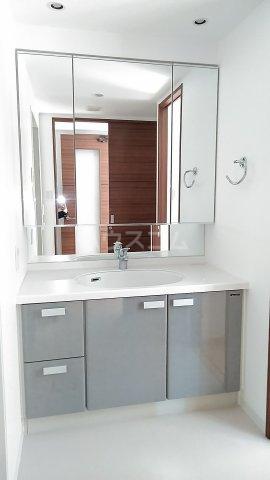 ライオンズスクエア浦和常盤レガリエ 109号室の洗面所