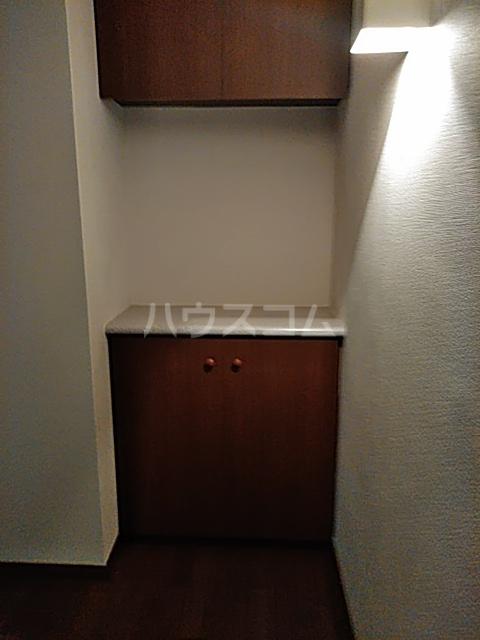 レクセル五反野 508号室の収納