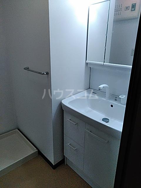 レクセル五反野 508号室の洗面所