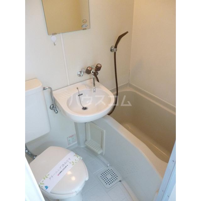 エンジェルハイツ26番館 101号室のトイレ