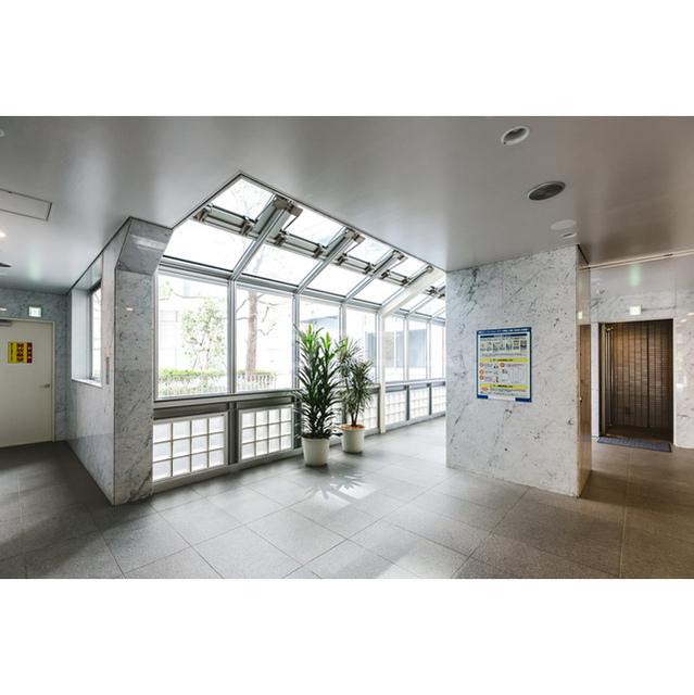 文京グリーンコートビュータワー本駒込 B1709号室のロビー