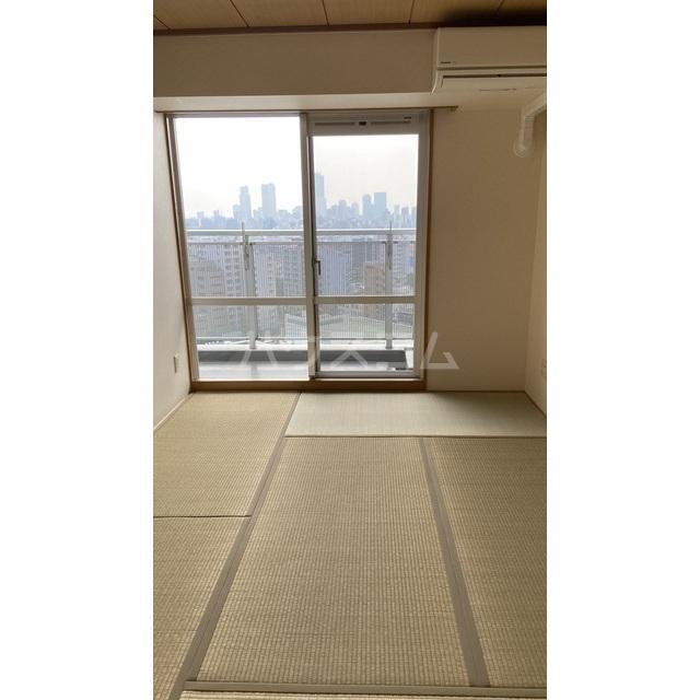 文京グリーンコートビュータワー本駒込 B1709号室の居室