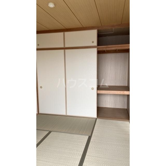 文京グリーンコートビュータワー本駒込 B1709号室の収納