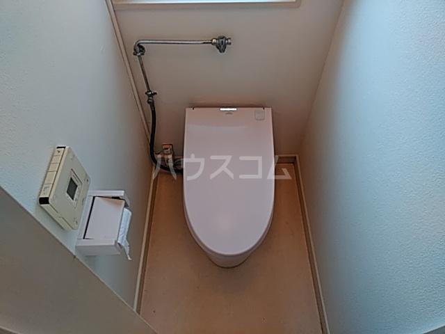 ヴィラウィスタリア 313号室のトイレ