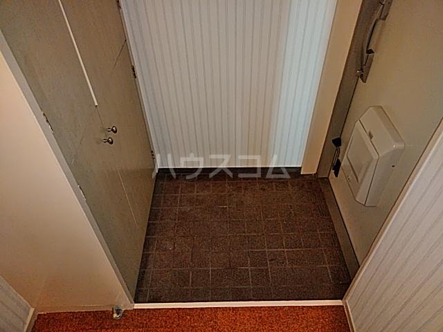 ヴィラウィスタリア 313号室の玄関