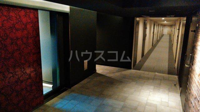 ROYGENT SUGAMO EAST 214号室のロビー
