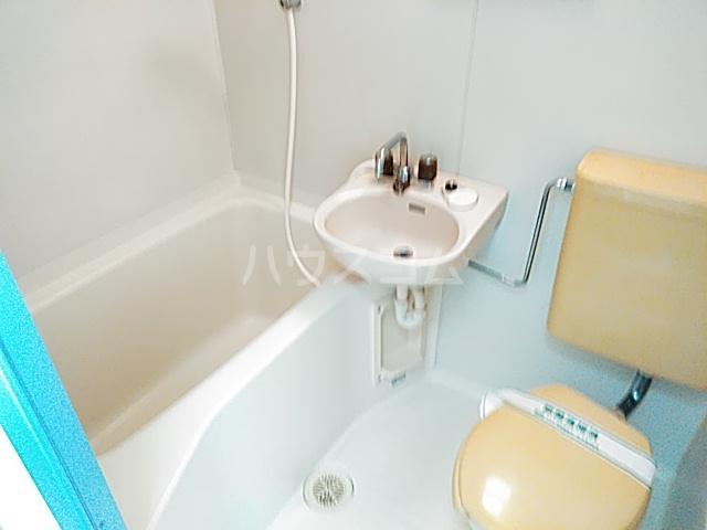 RKB24 0203号室の風呂