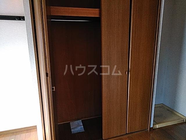 グッドビューハイツ 0201号室の収納