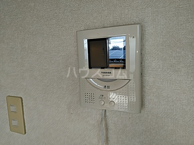 グッドビューハイツ 0201号室のセキュリティ