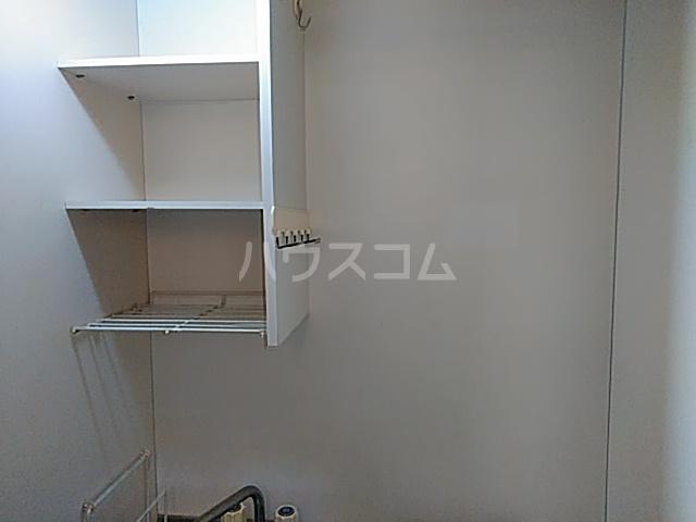 グッドビューハイツ 0201号室のキッチン