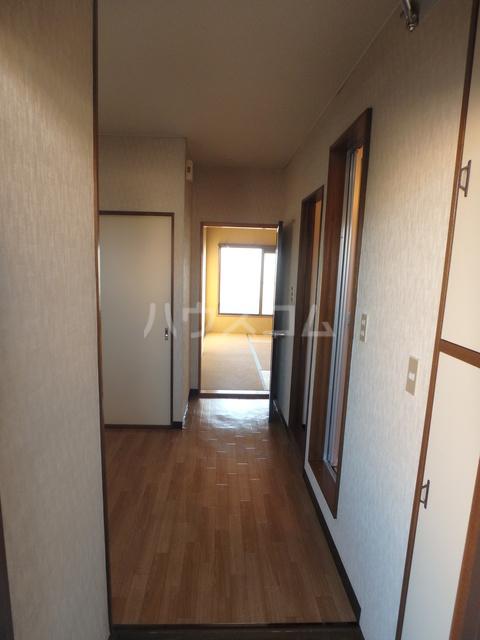 関根ハイツ 202号室の玄関