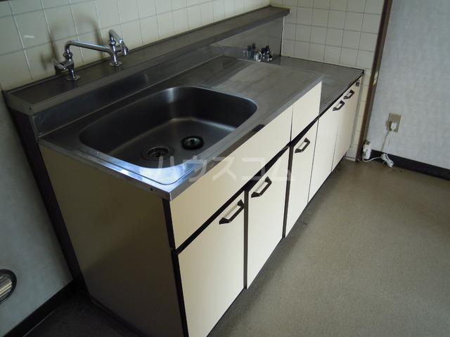 関根ハイツ 202号室のキッチン
