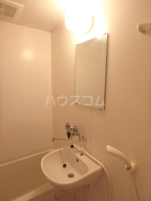 関根ハイツ 202号室の洗面所