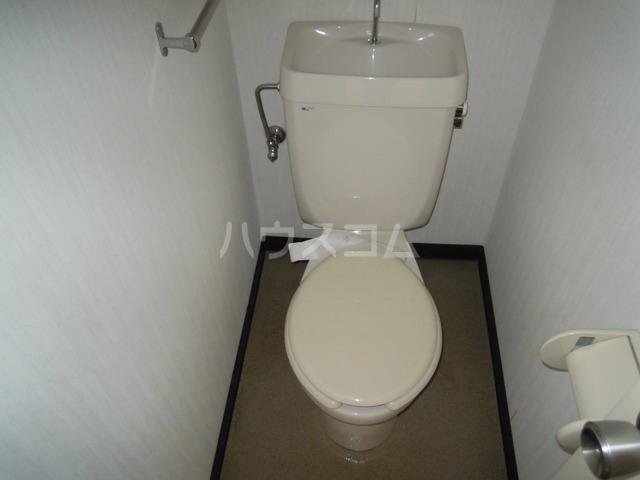 関根ハイツ 202号室のトイレ