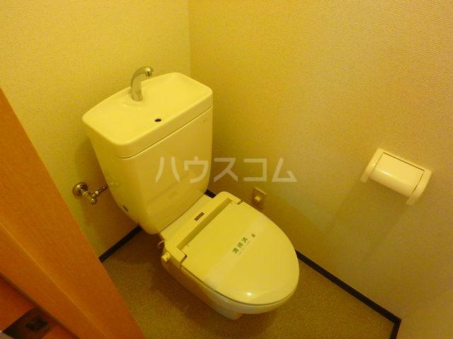 サニーハイツ中島B 102号室のトイレ