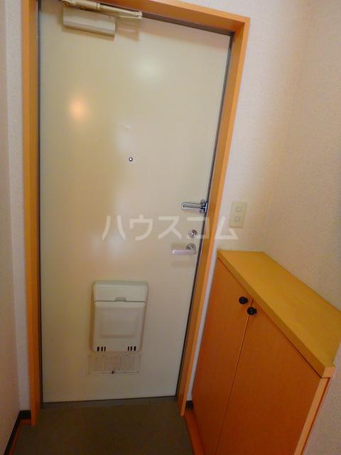 サニーハイツ中島B 102号室の玄関