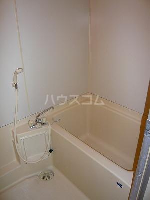 ハイツ寿A 202号室の風呂