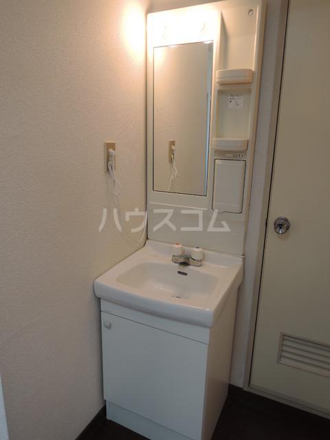 ハイツ寿A 202号室の洗面所