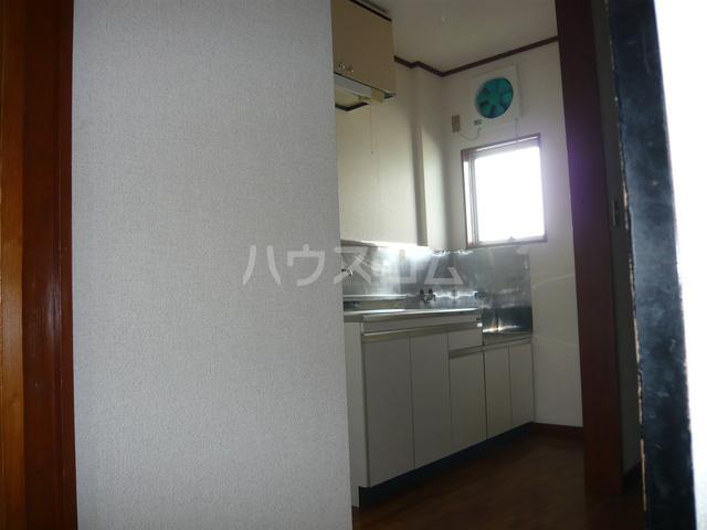 ビューハイツオリマNO.2 206号室のキッチン