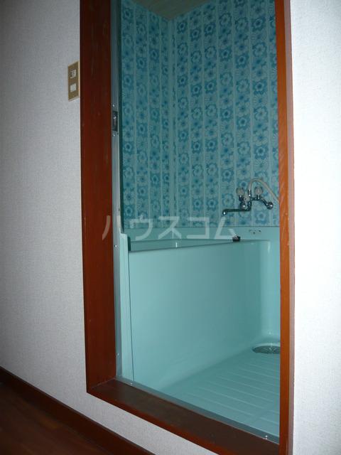 ビューハイツオリマNO.2 206号室の風呂
