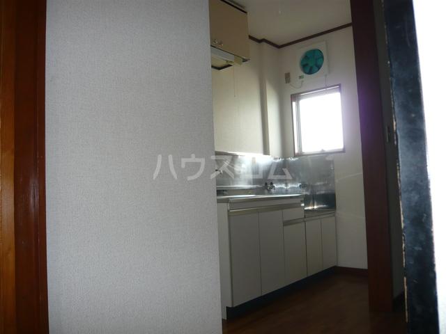 ビューハイツオリマNO.2 302号室のキッチン