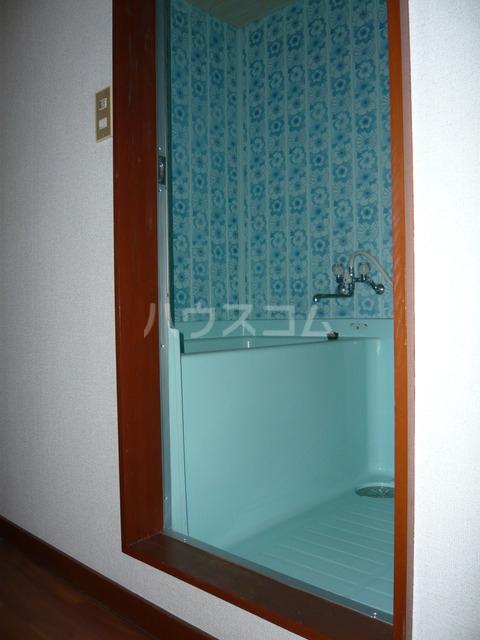 ビューハイツオリマNO.2 302号室の風呂