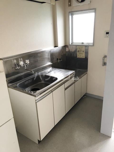ビューハイツオリマNO.2 307号室のキッチン