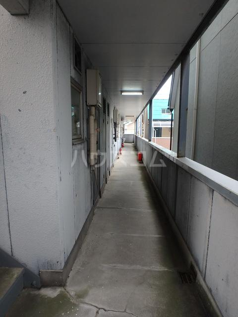 ビューハイツオリマNO.2 307号室のエントランス