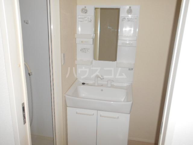 プレステージE Ⅱ TB1号室の洗面所