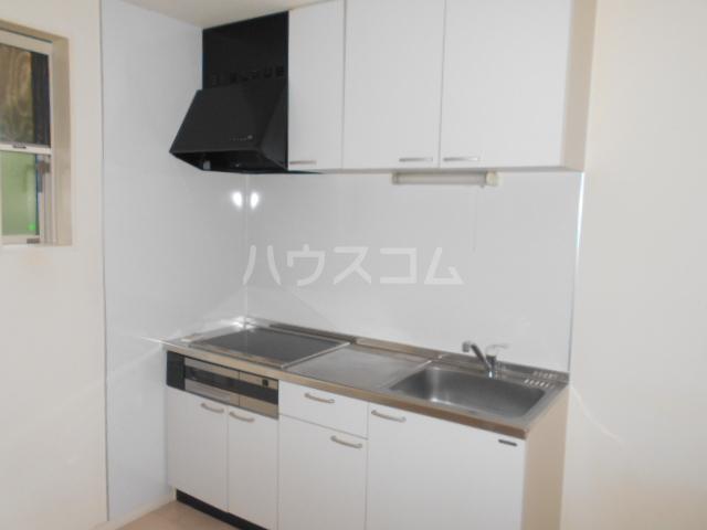 プレステージE Ⅱ TB1号室のキッチン