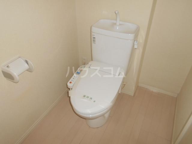 プレステージE Ⅱ TB1号室のトイレ