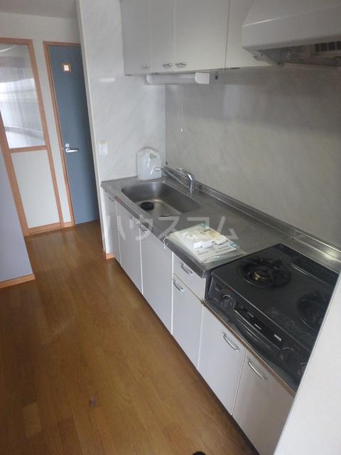 メゾン・ドゥ・フォレ 402号室のキッチン