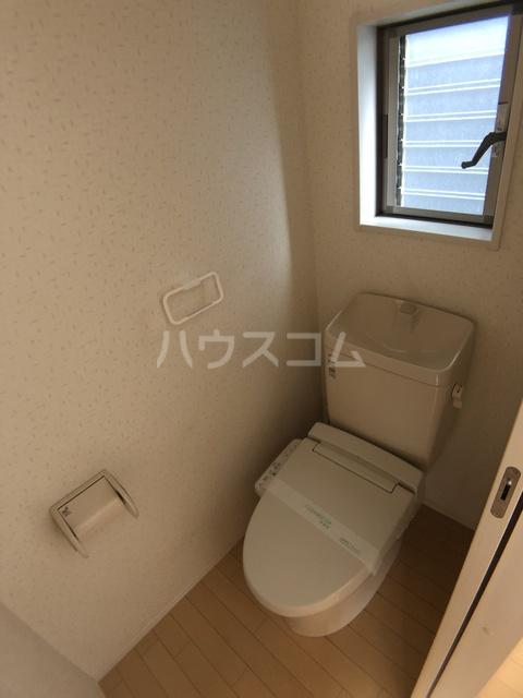 IXEのトイレ