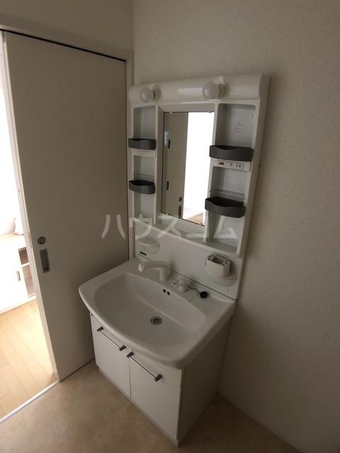 IXEの洗面所
