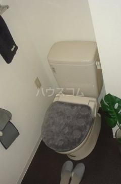 音羽クリニックビル 802号室のトイレ
