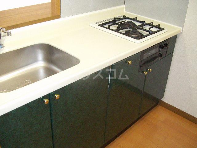 サンプレミール浦和 103号室のキッチン