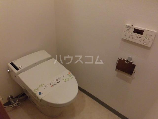 ホワイトゴールド祐天寺 103号室のトイレ